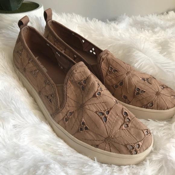 Koolaburra Shoes - Kookaburra By Ugg Designed Tan Canvas Sneakers